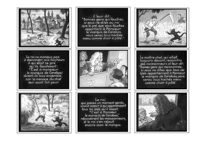 Le Chat Botté - page 6