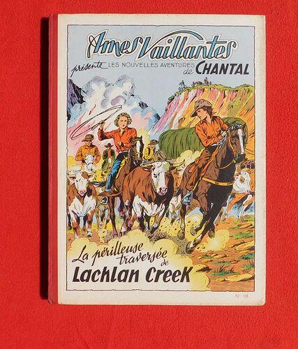 Reliure Ames Vaillantes 1954 - n°18 - du n°35 au n°52 (bis)