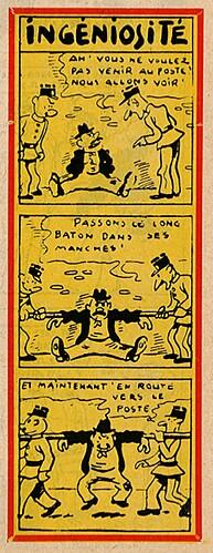 Pat épate 1949 - n°15 - page 12 - Ingéniosité - 10 avril 1949