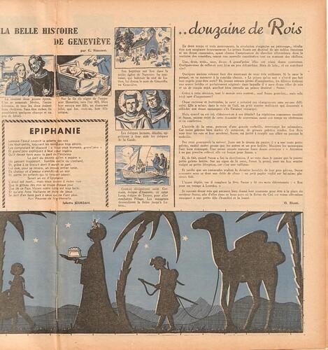 Ames Vaillantes 1938 - n°1 - 6 janvier 1938 - page 5