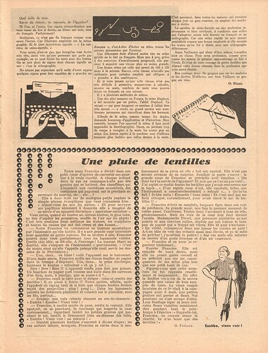 Ames Vaillantes 1938 - n°3 - 20 janvier 1938 - page 7