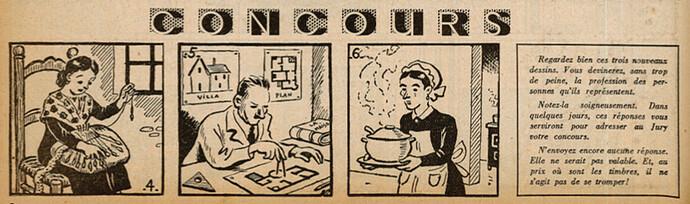 Ames Vaillantes 1938 - n°47 - page 2 - Concours - 27 novembre 1938