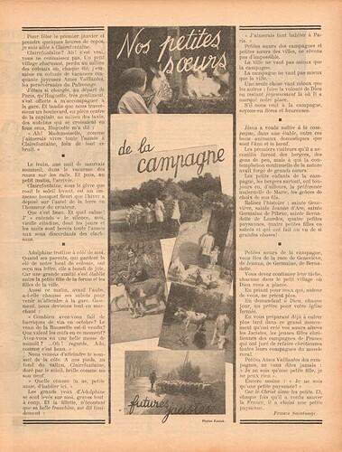 Ames Vaillantes 1938 - n°2 - 13 janvier 1938 - page 3