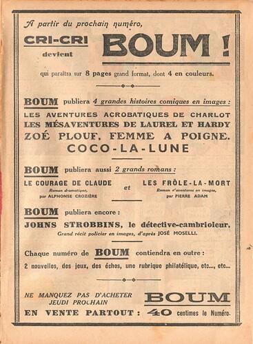 Cri-Cri 1937 - n°976 - 10 juin 1937 - page 15