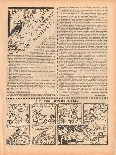 Ames Vaillantes 1938 - n°2 - 13 janvier 1938 - page 7