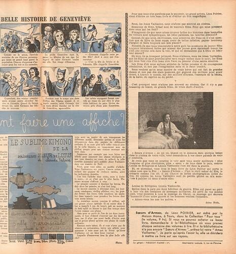 Ames Vaillantes 1938 - n°2 - 13 janvier 1938 - page 5