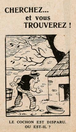 Pat épate 1949 - n°22 - Cherchez... et vous trouverez ! - 29 mai 1949 - page 6