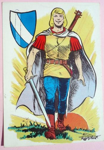 Carte postale de MOUMINOUX - édition Fleurus