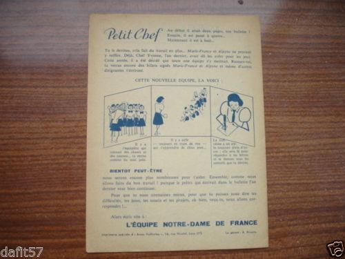 Ames Vaillantes - Edition des chefs d'équipe n°1 - janvier 1944 (6)