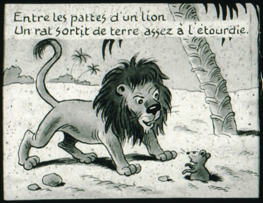 Les fables de La Fontaine - n°6404 - image 5
