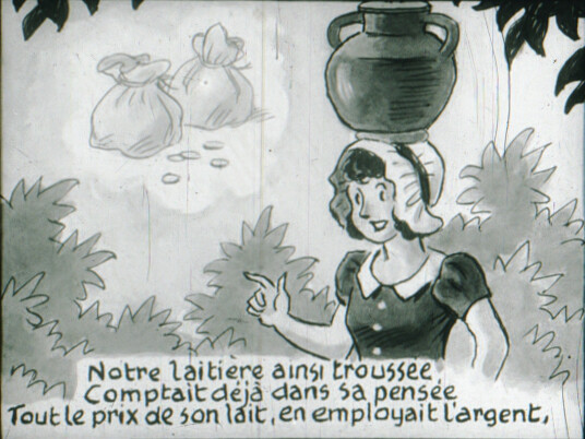 Les Fables de La Fontaine - n°6409 - image 6