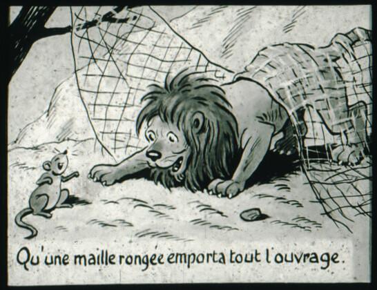 Les fables de La Fontaine - n°6404 - image 12