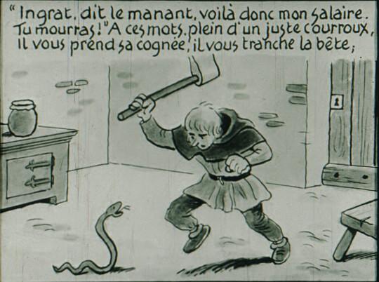 Les Fables de La Fontaine - n°6408 - image 19
