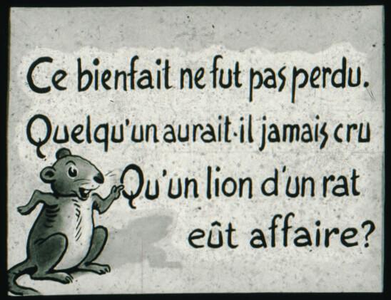 Les fables de La Fontaine - n°6404 - image 7