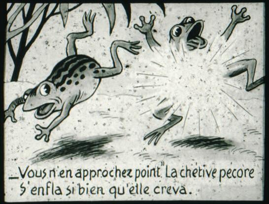 Les fables de La Fontaine - n°6404 - image 34