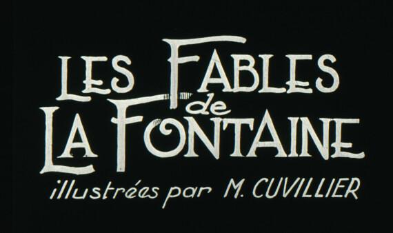 Les fables de La Fontaine - n°6408 - image 1